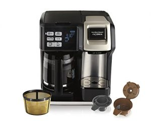41heY7CDQ7L 300x240 Coffee Maker Grinder Combination